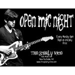 Open Mic @ The Gnarly Vine